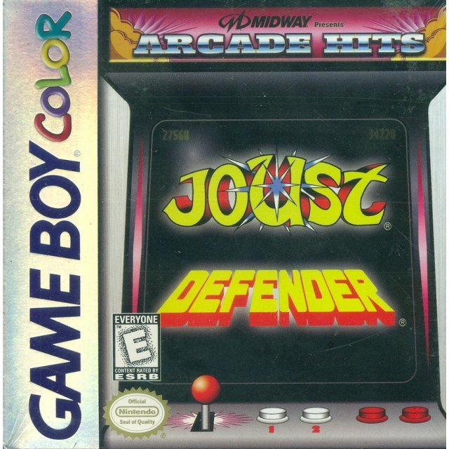 Midway Presents Arcade Hits: Joust / Defender
