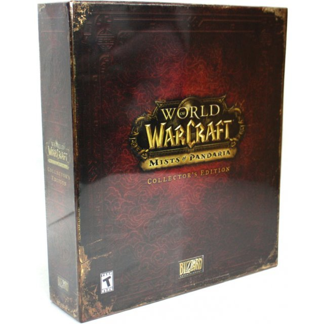 World of Warcraft: Mists of Pandaria (Collector's Edition) (DVD-ROM)