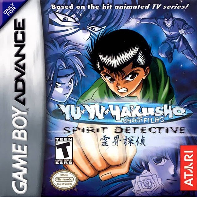 Yu Yu Hakusho - Ghost Files: Spirit Detective