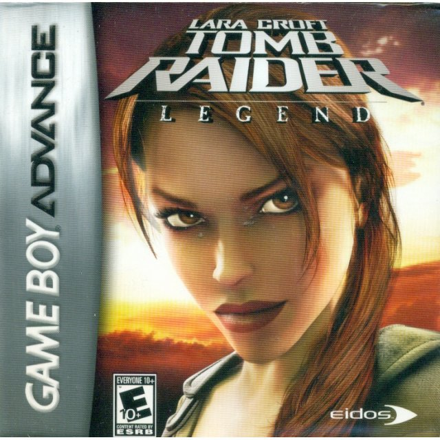 Lara Croft - Tomb Raider: Legend