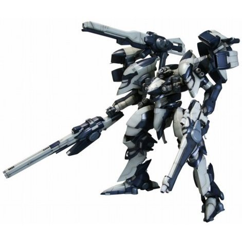 Armored Core 1/72 Scale Plastic Model Kit: Interior Union Y01-Tellus (Re-run)