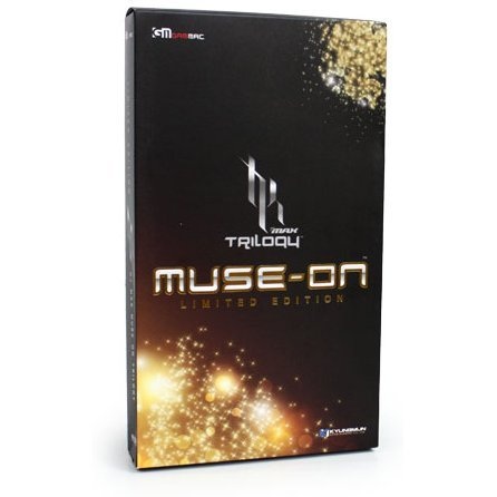 DJ Max Trilogy [Muse-On Limited Edition]