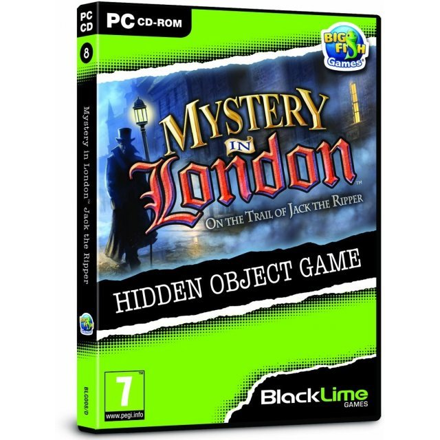 Mystery in London (Black Lime)