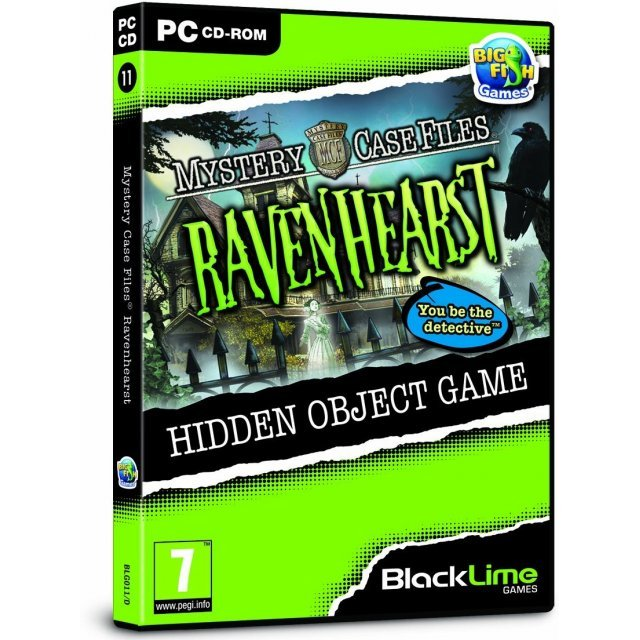 Mystery Case Files: Ravenhearst (Black Lime)
