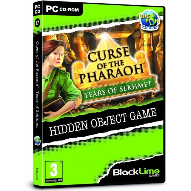 Curse of the Pharaoh: Tears of Sekhmet (Black Lime)