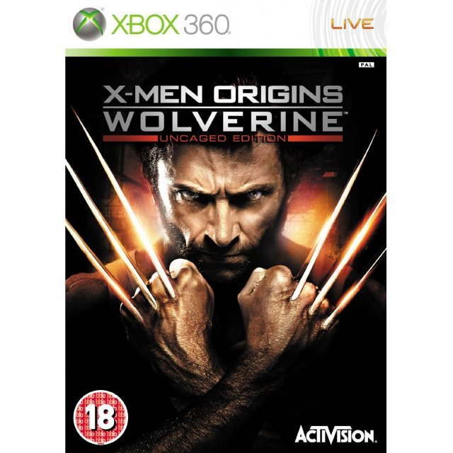 X-Men Origins: Wolverine (Uncaged Edition)