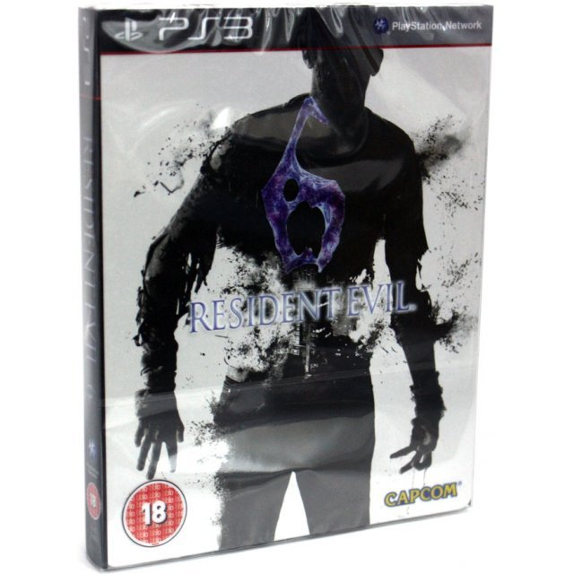 Resident Evil 6 (Steelbook Edition)