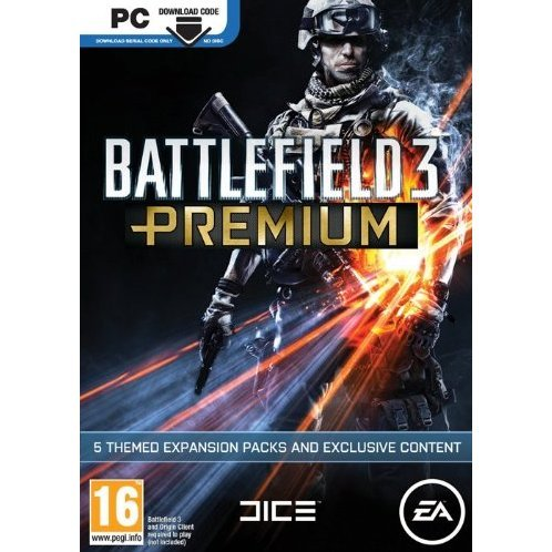 Battlefield 3: Premium (English) (Origin)