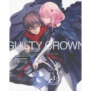 Guilty Crown 10 [Blu-ray+CD Limited Edition]