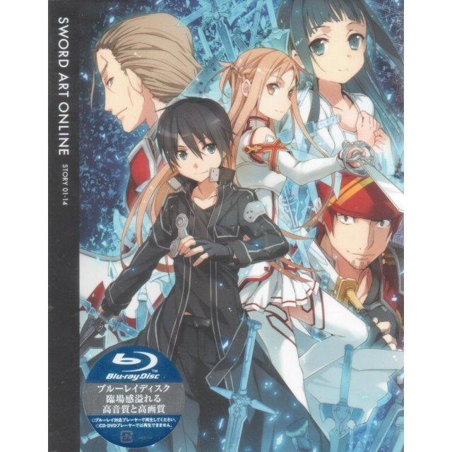 Sword Art Online 1 [Blu-ray+CD Limited Edition]