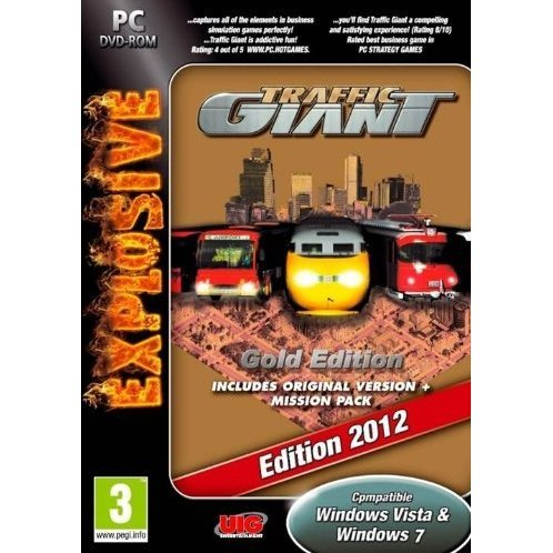 Transport Giant Deluxe Edition 2012 (DVD-ROM)