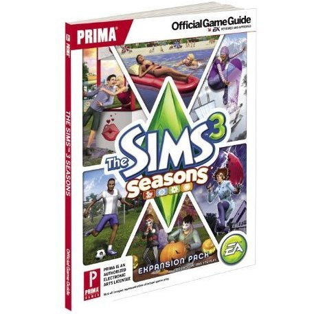 The sims 4: prima official game guide the sims 3: supernatural the.