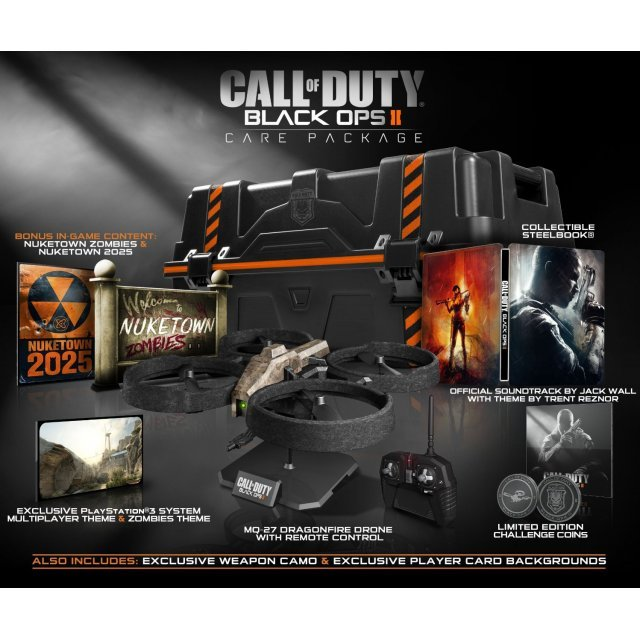 Black ops 2 hardened & prestige edition unboxing video released by.