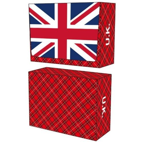 Flags of the World Character Deck Case Collection SP: Britain