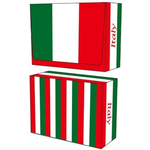 Flags of the World Character Deck Case Collection SP: Italy