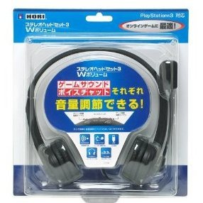 Stereo Headset 3 W Volume