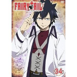 Fairy Tail Vol.34