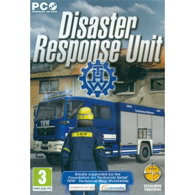 Disaster Response Unit: THW Simulator