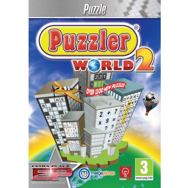 Puzzler World 2 (Extra Play)