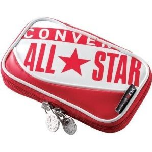 3DS Converse Enamel Case (Red)