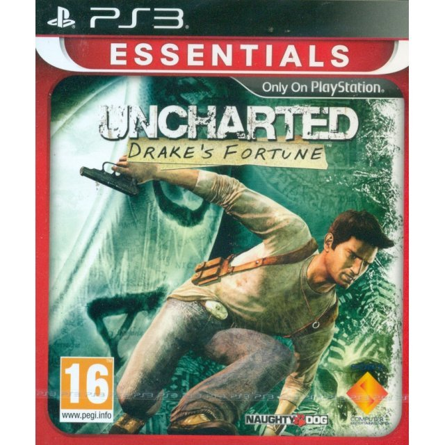 Uncharted: Drake's Fortune (Essentials)