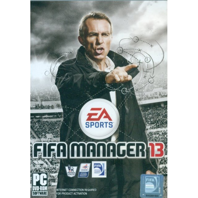 FIFA Manager 13 (DVD-ROM)
