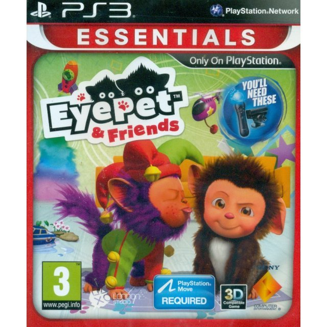 EyePet & Friends (Essentials)