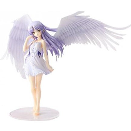 Angel Beats! 1/8 Scale Pre-Painted PVC Figure: Angel Limited Ver.