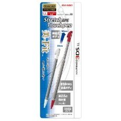 Stretch Touch Pen for 3DS LL (Red)