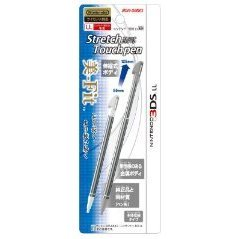 Stretch Touch Pen for 3DS LL (Silver)