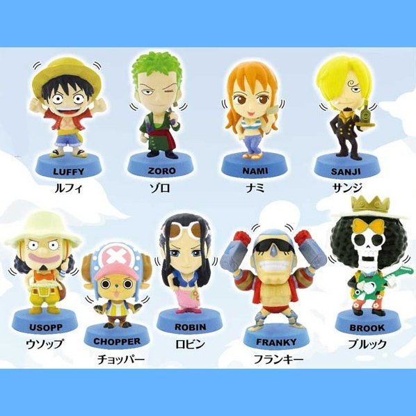 One Piece Full Face Jr. DX Vol. One
