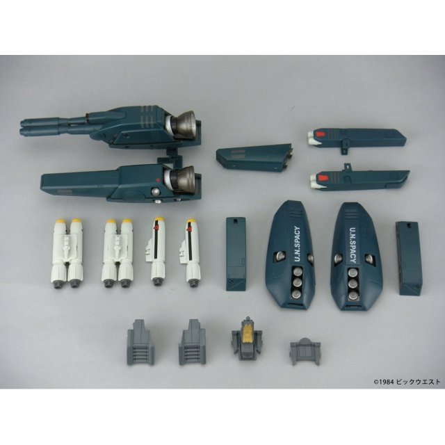 Macross 1/60 Scale Perfect Trans VF-1S Super & Strike Parts (with Optional Parts)