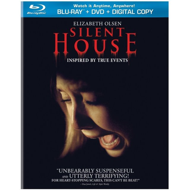 Silent House [Blu-ray + DVD + UV Digital Copy]