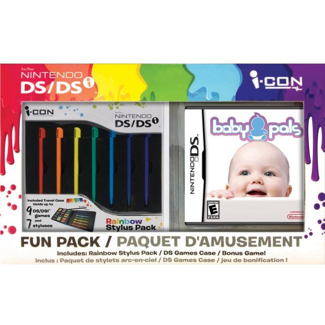 Baby Pals with Rainbow Stylus Bundle