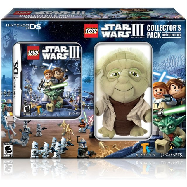 LEGO Star Wars III: The Clone Wars (Collector's Pack Limited Edition)
