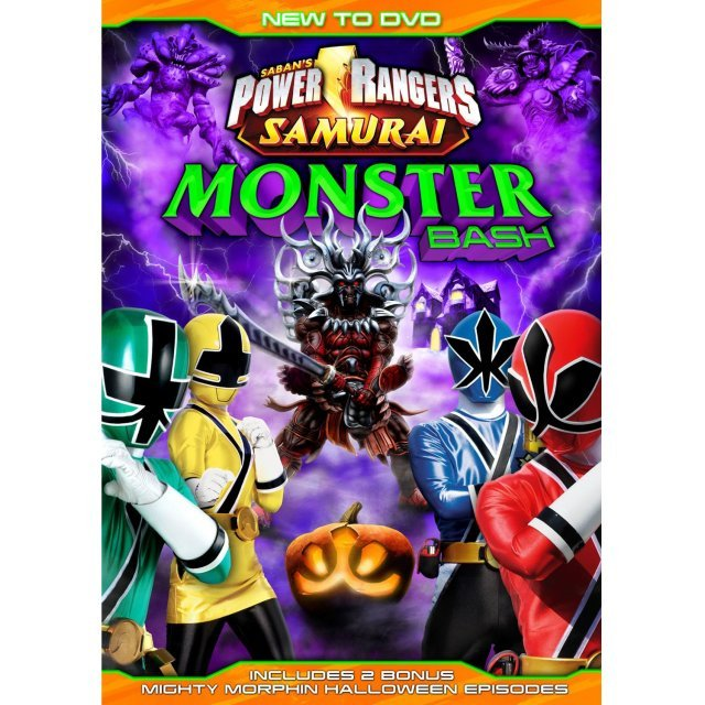 Power Rangers Samurai: Monster Bash