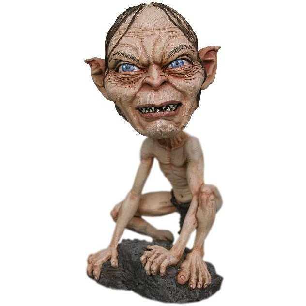 NECA~The Lord of the Rings Gollum 6