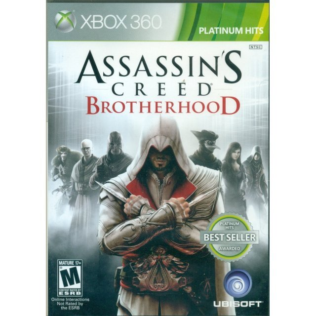 Assassin's Creed: Brotherhood (Platinum Hits)