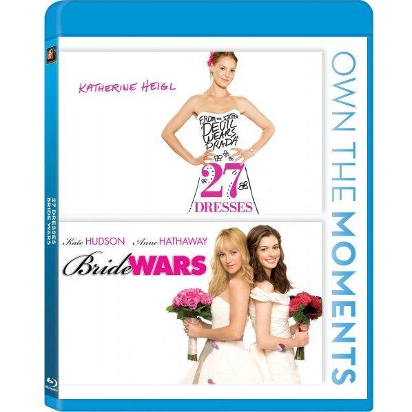 27 Dresses/Bride Wars