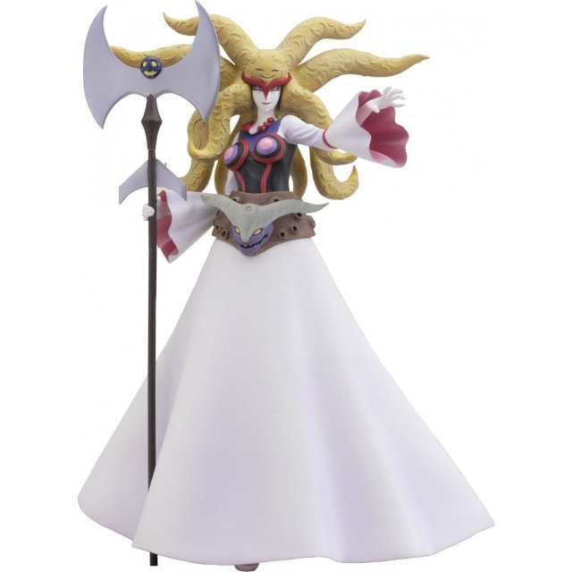 Iron Jeeg Gutto kuru Figure Collection La beaute Non Scale Pre-Painted PVC Figure: Queen Himika