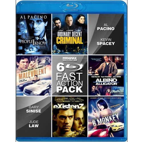 Miramax Multi-Feature: Fast Action Pack
