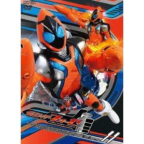 Kamen Rider Fourze Vol.11