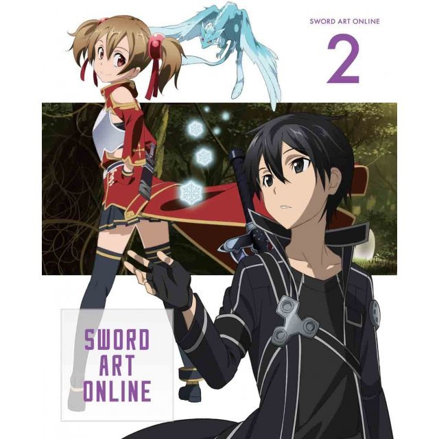 Sword Art Online 2 [DVD+CD Limited Edition]