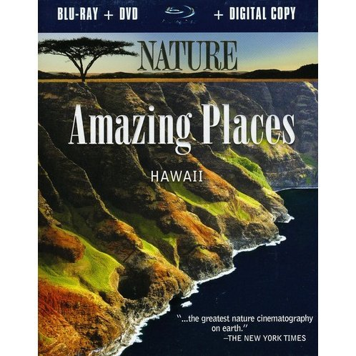 Nature: Amazing Places Hawaii