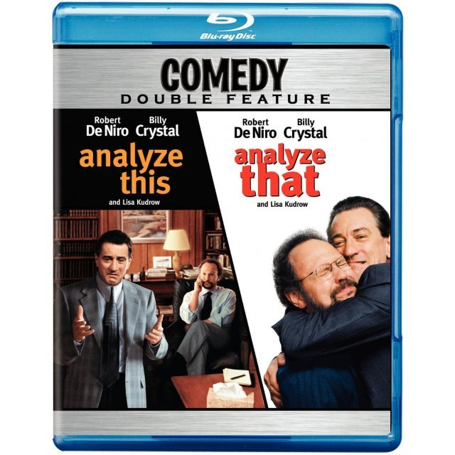 Analyze This / Analyze That [Comedy Double Feature]