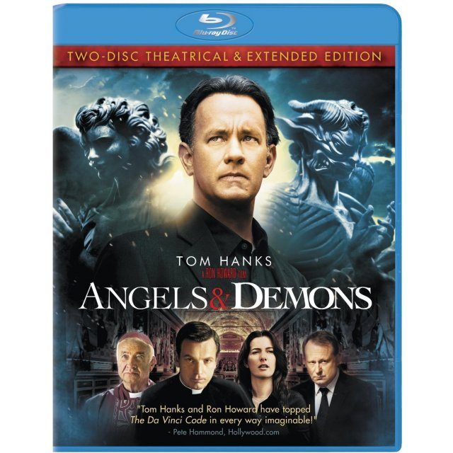 Angels & Demons [Theatrical and Extended Edition]