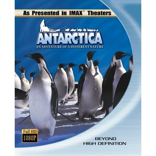 Antarctica: An Adventure Of A Different Nature [IMAX]