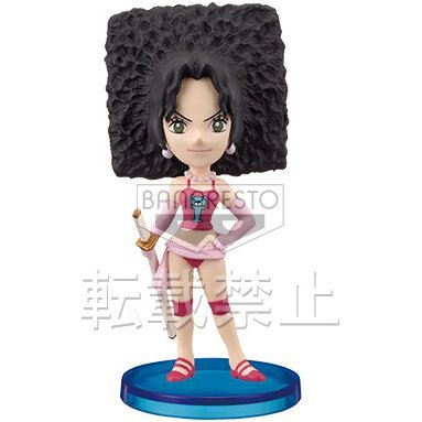 One Piece World Collectable Pre-Painted PVC Figure Vol.26: Kiwi
