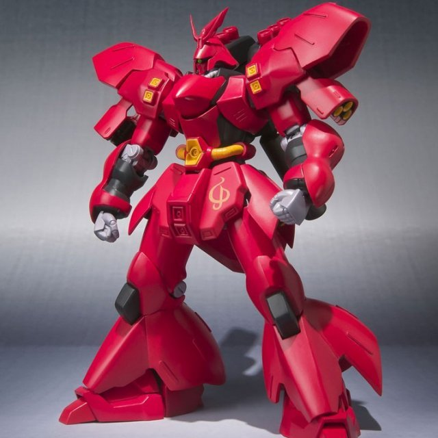 The Robot Spirits Side MS Action Figure: Sazabi