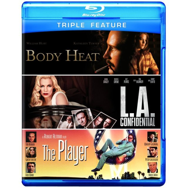Body Heat / L.A. Confidential / The Player